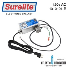 Ballast: Surelite 120v 4-Pin Plug Thru with Dry Contact Full-Line