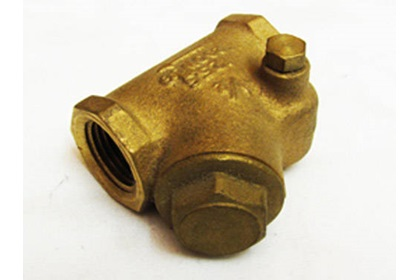 "1/2"" Brass Swing Check Valve"