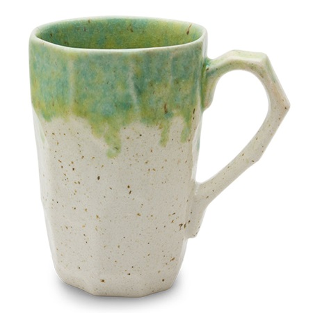 Boulder Snow Emerald Tall Mug