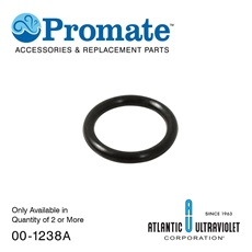 O-Ring: 22mm Quartz Sleeve Seal