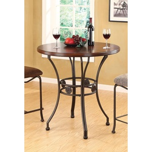 "96069KIT TAVIO BAR TABLE 36""DIA X 40""H"