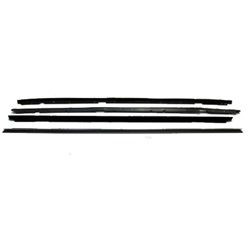 Beltline weatherstrip kit