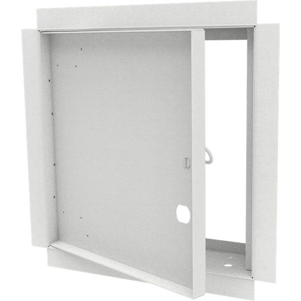 Access Door For Metal Doors : Recessed access door babcock davis