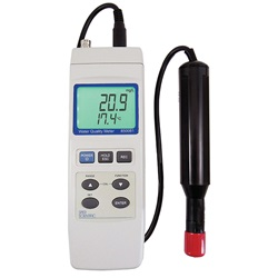 Dissolved Oxygen Meter Kit (Sper Scientific 850081DOK)