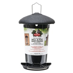 Wall and Post Mount Wild Bird Feeder