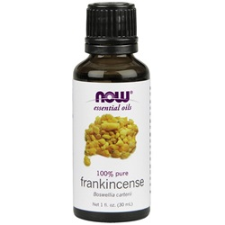 Frankincense Essential Oil (Pure) - 1 FL OZ
