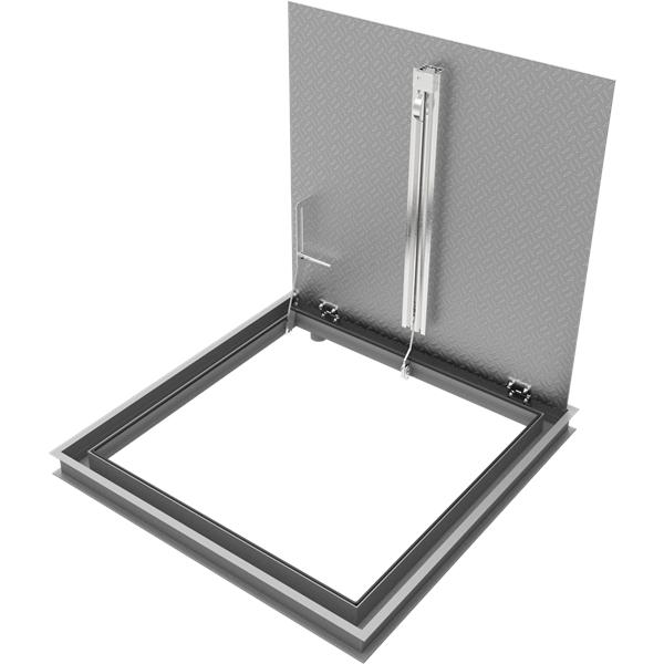 Drainable Floor Door, 300psf