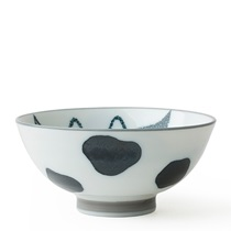 "COW 4.25"" RICE BOWL"