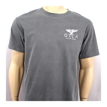 Smoke Short Sleeve Shirt X-Large