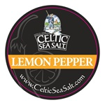 Organic Lemon Pepper Seasoning Sample (.64oz.)