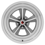 17 x 8 Legendary GT9 Alloy Wheel, 5 on 4.5 BP, 4.75 BS, Natural