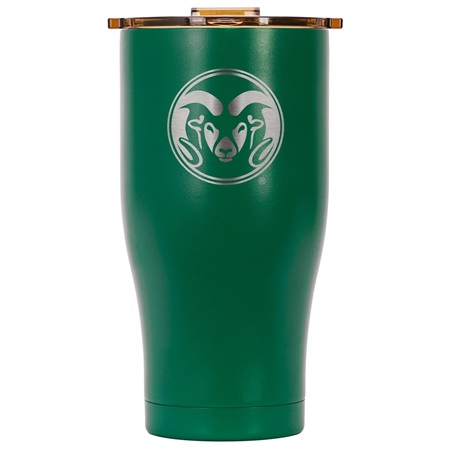 Colorado State 27oz Chaser Green/Gold