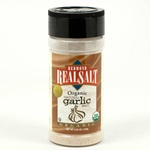 Garlic Salt (Real Salt®) - Organic - 8.25 oz