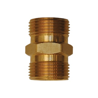 BRASS M22 SCREW TYPE X 3//8 FNPT PRESSURE WASHER FITTINGS 85.300.127