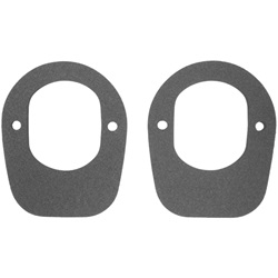 Turn signal mounting pad