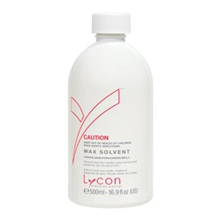 LYCON Wax Removal Solvent