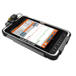VoltTab Datalogger with Pipeline Survey Android App