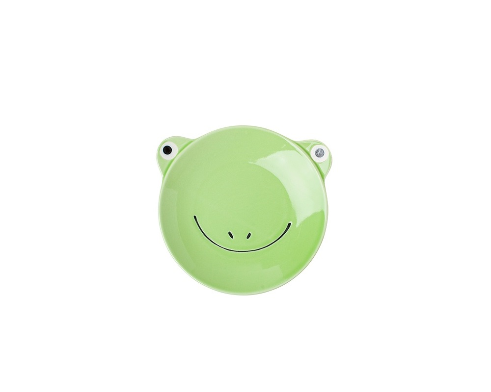 "Frog 7"" Plate"