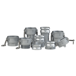 PT Domestic Aluminum Camlock Couplings