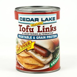 Cedar Lake® Tofu Links - 20oz