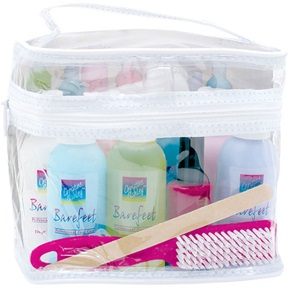 Christine Ashley® Barefeet Pedicure Tote Pack