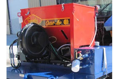 Gandy 62 Series Box, Zero-Max Control, Speed Compensating