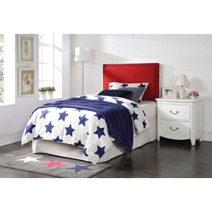 39117Q RED QUEEN HEADBOARD
