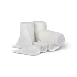 "Bandage Wrap - Medline 3 Ply, 4"" x 4.1 Yards"