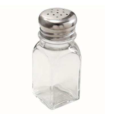 Winco G-109 Glass Shaker 2 Ounce