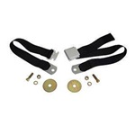 Aftermarket Seat Belts (Parchment/Palomino)