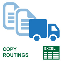 Copy Routings