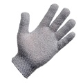 Nylon Exfoliating Gloves, Assorted Colors, 1 Pair