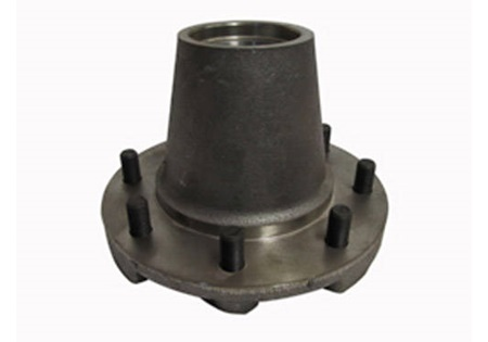 8 Bolt Trailer Hub Assembly