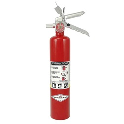 Amerex 2.5lb ABC Fire Extinguisher - W/ Vehicle Bracket