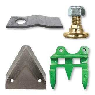 Braber Equipment - Parts