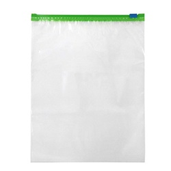 10.5 X 11 2.7 MIL RECLOSABLE CLEAR POLY BAG