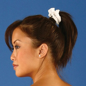 Disposable Hair Scrunchie