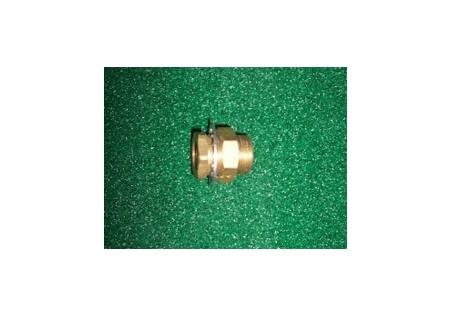 "1/2"" Bulkhead Connector"