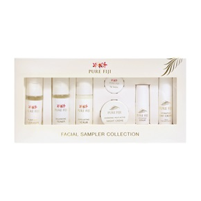Pure Fiji Facial Sampler Collection