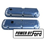 Valve Covers (OE Small Block, Dark Ford Blue)