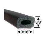 Peel-N-Stick Large Hollow Rectangular - 5ft, 10ft, 15ft & 30ft