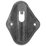 Handbrake floorplate