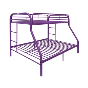 02043PU PURPLE T/F BUNKBED KD VERSION