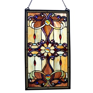 "26""H Tiffany Style Brandi's Panel"