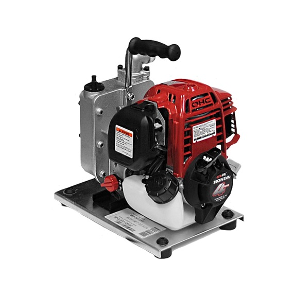 "1"" Water Transfer Pump-BOOK"