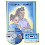 Thy Word - The Lords Prayer - KJV - 1 Book w/CD
