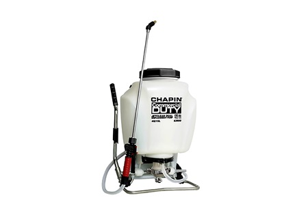 Chapin 4 Gallon Backpack Sprayer | Self-Cleaning