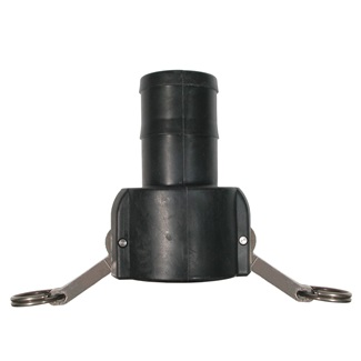 Type C Polypropylene Camlocks