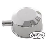65-67 Shelby Oil Cap w/ FoMoCo Logo (Chrome)