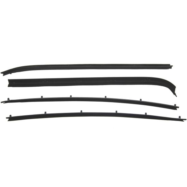 70 71 72 Chevelle Malibu Weatherstrip kit door roofrail trunk beltline seals